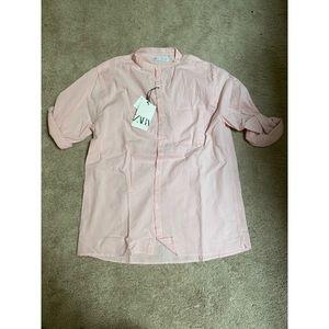 Granddad Button Down Shirt
